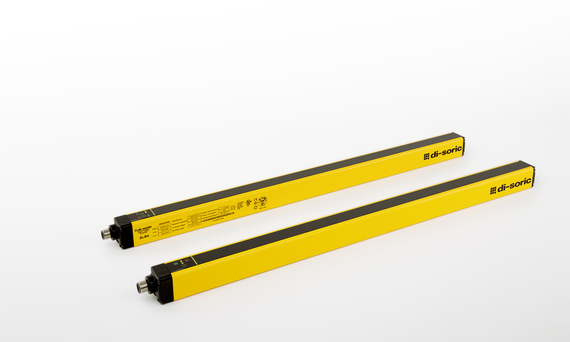 Type 4 Safety light curtain | DISORIC
