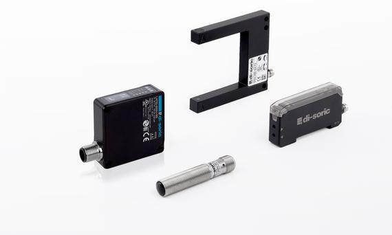 Optical sensors | Di-soric