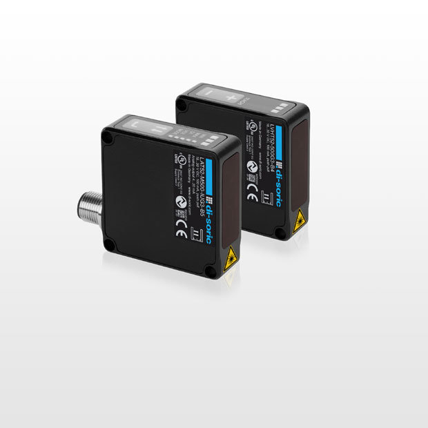 Laser Distance Sensors LAT-52 / LVHT-52 with IO-Link